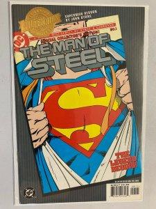 Millennium Edition Man of Steel #1 6.0 FN (2000)
