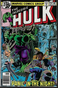 Incredible Hulk #231 (Marvel, 1979) NM