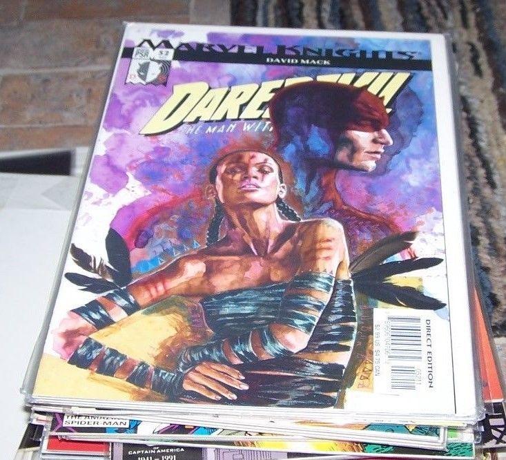 Daredevil comic  #52 (432) (Nov 2003, Marvel)