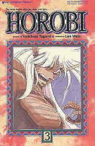Horobi Part 1 #3 VF/NM; Viz | save on shipping - details inside