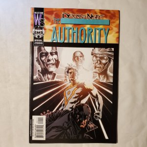 Authority Annual 2000 Very Fine Art by Cully Hamner