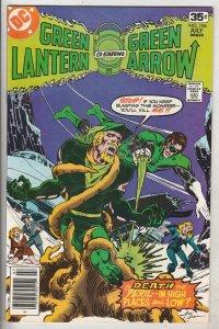 Green Lantern #106 (Jul-78) VF/NM High-Grade Green Lantern, Green Arrow, Blac...