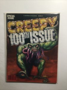 Creepy 100 Fine Fn 6.0 Aug 1978 Warren Magazine