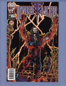 Undertaker #2 NM Chaos Comics 1999