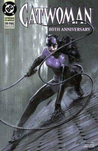 CATWOMAN 80TH ANNIV 100 PAGE SUPER SPECT #1 1990S GABRIELLE DELL OTTO VAR ED