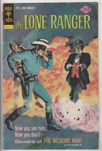 Lone Ranger, The #23 (Dec-75) FN+ Mid-High-Grade The Lone Ranger, Tonto, Silver