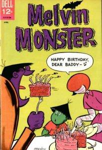 Melvin Monster #7, Fine (Stock photo)