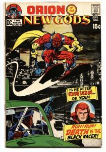 NEW GODS #3 comic book 1971-JACK KIRBY-ORION-BLACK RACER NM-