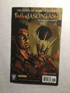 Freddy Vs Jason Vs Ash 5 Near Mint Wildstorm Dynamite