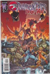 Thundercats: Dogs of War #2