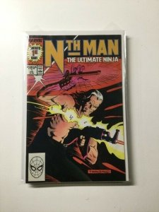 Nth Man the Ultimate Ninja #1 (1989) HPA