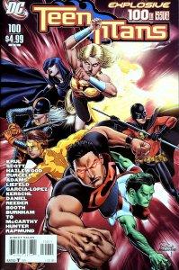 Teen Titans #100 (2011)