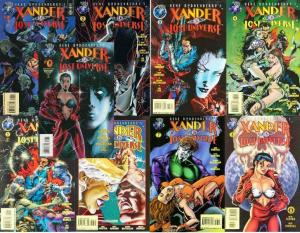 XANDER IN THE LOST UNIVERSE (1995 TEKNO) 0-8  COMPLETE!