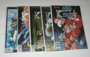 Lot/5 Aqua Knight #3,3B,4,5,6 Manga Comic Books NM Yukito Kishiro
