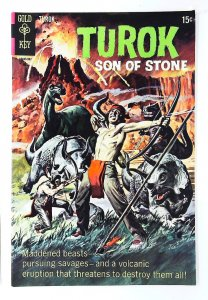 Turok: Son of Stone (1954 series) #66, VF- (Actual scan)