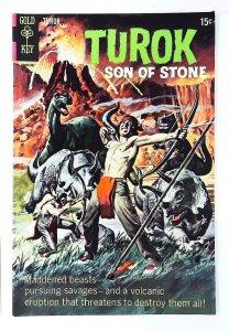 Turok: Son of Stone (1954 series) #66, VF- (Actual scan)
