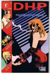 DARK HORSE PRESENTS #53, VF+, Frank Miller, Sin City, 1986, more DHP in store