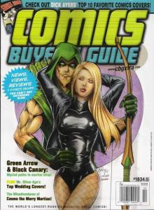 Comics Buyer's Guide #1634 VF/NM; F&W | save on shipping - details inside