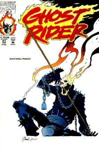 Ghost Rider (1990 series) #21, NM- (Stock photo)