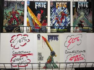 FATE (1994) 0,1-4 1ST APP;JF MOORE/WILLIAMS/LANNING;DR