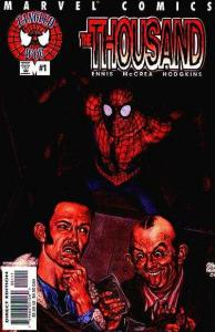 Spider-Man's Tangled Web #1, NM + (Stock photo)