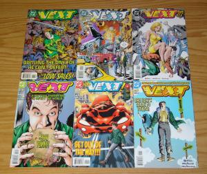 Vext #1-6 VF/NM complete series - keith giffen - mike mckone - dc comics set lot