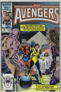 Avengers #275