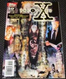 X-Files #10 (1995)