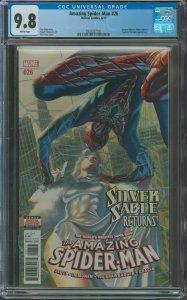 Amazing Spider-Man #24 CGC Graded 9.8