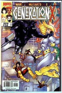 Generation X #50 (1999)