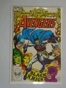 Avengers #225 Direct edition 8.0 VF (1982 1st Series)