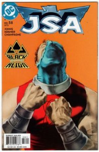 JSA #58 (VF/NM) 1¢ Auction! Geoff Johns No Resv!  See More!!!
