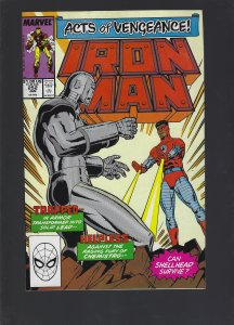 Iron Man #252 (1990)