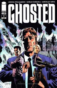 Ghosted #1 VF/NM; Image | save on shipping - details inside