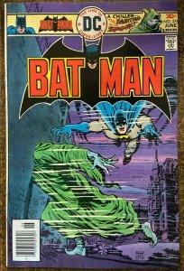 BATMAN #276 (DC,6/1976) VERY GOOD PLUS (VG+) Ernie Chau! The Spook!