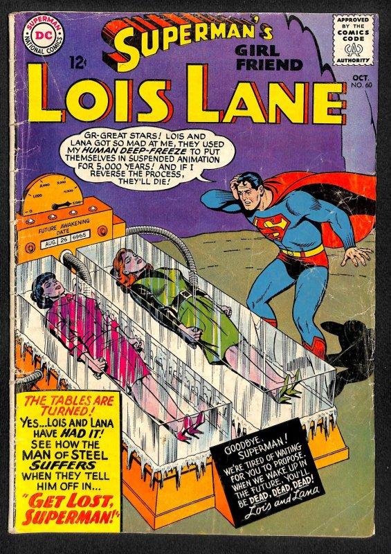 Superman's Girl Friend, Lois Lane #60 (1965)