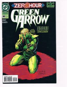 Green Arrow # 90 DC Comic Books Hi-Res Scans Modern Age Great Issue WOW!!!!!! S6