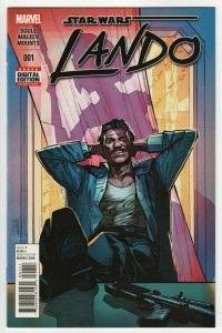 Star Wars Lando #1 (Marvel, 2015) VF/NM