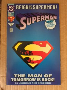 Superman #78