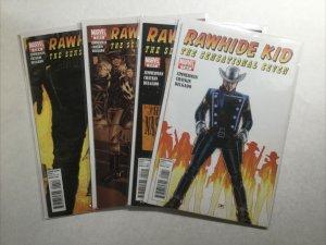 Rawhide Kid The Sensational Seven 1-4 1 2 3 4 Limited Series Lot Run Nm Marvel