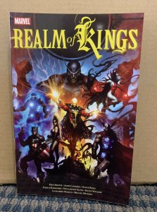 Marvel REALM OF KINGS Trade Paperback (D16)