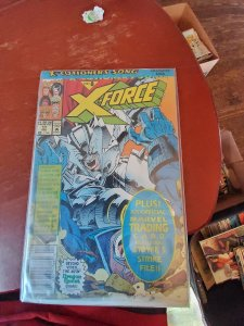 X-Force #17 (1992) in original packaging never opened