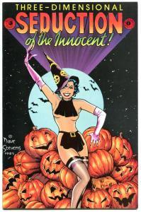 SEDUCTION of the INNOCENT #1, VF/NM, Dave Stevens, Halloween, 1985