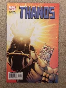 Marvel Thanos 1 * 2003 *