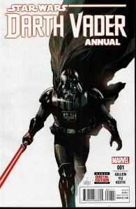 Star Wars / Darth Vader #1 - 9.2 or Better - Marvel 2016