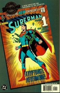 Millennium Edition: Superman #233 - VF/NM - DC 2001