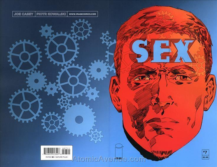 Sex #7 FN; Image | save on shipping - details inside