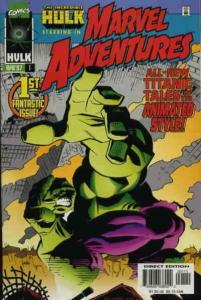 Marvel Adventures #1 VF; Marvel | save on shipping - details inside