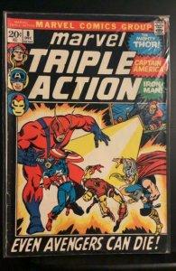Marvel Triple Action #8 (1972)