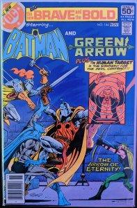 The Brave and the Bold #144 (1978)